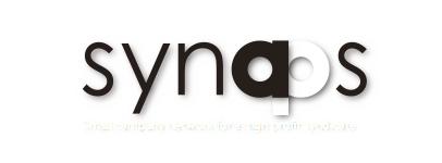 Synaps rogotype for web2_rogo_bw